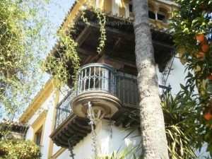 Балкон Розины